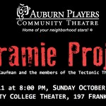 The Laramie Project - October 10-12, 2014 at CCC