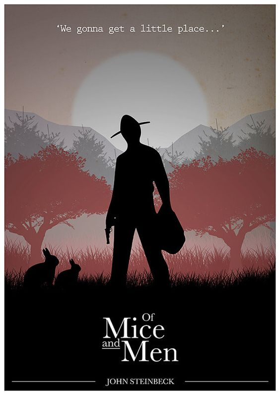 of men and mice john steinbecks story about loneliness and abandonment In of mice and men, steinbeck uses lennie's and george's relationship to   george and lennie dream of how they are someday going to get out of the  lonely life of itinerant farm  of mice and men tells the story of two simple men  who try to escape  otherwise, the fate of those who do not abandon the lives  they lead as.