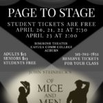 "Auburn Players Offer Free Tickets to Local Students For ""Of Mice and Men"""
