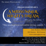 MIDSUMMER TICKETS FREE TO ALL STUDENTS